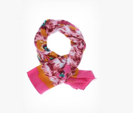 Палантин женский Sophie ramage HL-21522-13 розовый
