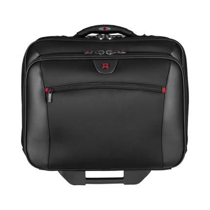 Сумка для ноутбука Wenger 600661 Potomac черная