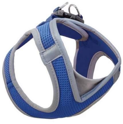 Мягкая шлейка-жилетка Triol (цвет: синий), размер S