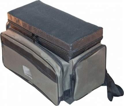 Ящик зимний, рыболовный в сумке, размер: 40x19x35 см