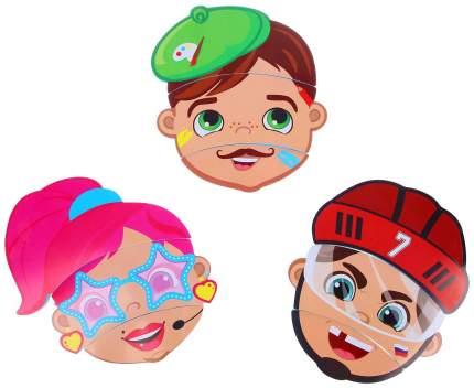 Набор игрушек для ванны «Увлечения»: пазлы из EVA, 3 шт. Крошка Я