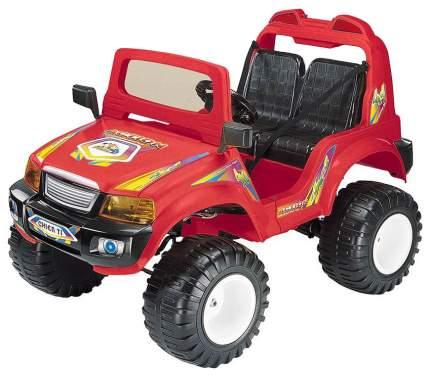 Детский электромобиль Chien Ti Off-Roader CT-885, цвет: красный камуфляж, арт. CT-885