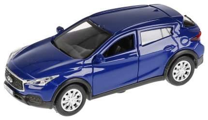 """Машина инерционная """"Infiniti QX30"""", 12 см (цвет: синий)"""