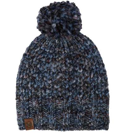 Шапка Buff Knitted & Fleece Hat Margo Blue