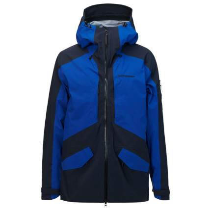 Куртка Peak Performance Teton, salute blue, L INT