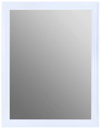 Зеркало в раме, 30х40 см, белое, Amore