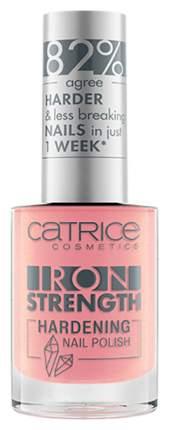 Лечебный лак Catrice Iron Strength Lovely Rose Quartz