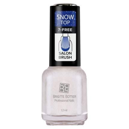 Топовое покрытие для ногтей Brigitte Bottier SNOW TOP 12мл