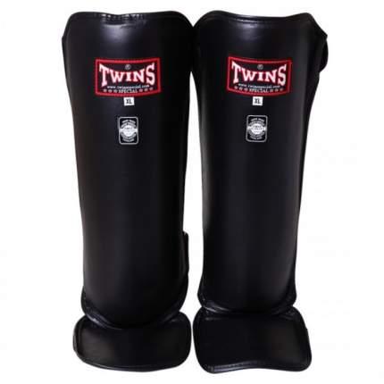 Защита голени Twins SGL2 Shin Protection черная L