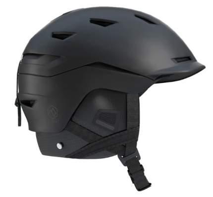 Горнолыжный шлем Salomon Sight 2019, черный, M
