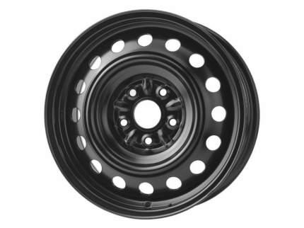 Колесные диски TREBL Nissan 7855 P 6,5\R16 5*114,3 ET40 d66,1 Black 9284836