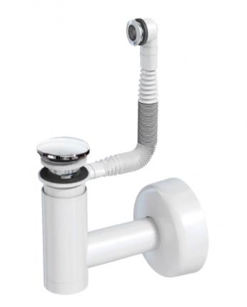 Сифон для раковины PREVEX Easy Clean 1512409