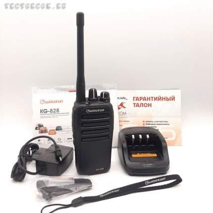 Портативная радиостанция Wouxun KG-828U