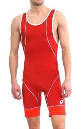 Трико Asics Wrestling Suit, red, XL INT