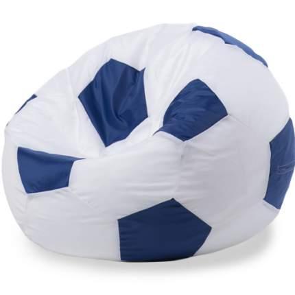 Внешний чехол Кресло-мешок мяч  XL, Оксфорд Белый и синий