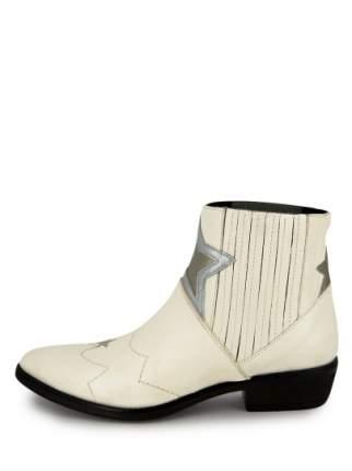 Ботинки женские Just Couture 82210 белые 37 RU