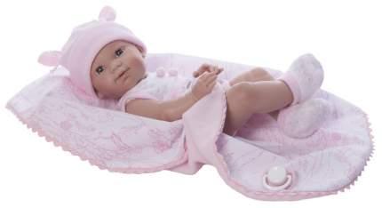 Пупс Nines d'Onil Новорожденная девочка, в одеяле