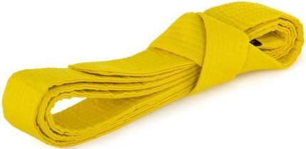 Пояс для кимоно JE-2783 желтый, размер 260