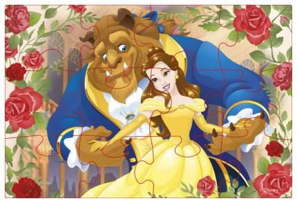 Пазл Десятое королевство Красавица и Чудовище 3759 12 элементов