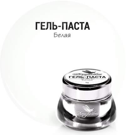 Гель-паста Dona Jerdona Белый 5г
