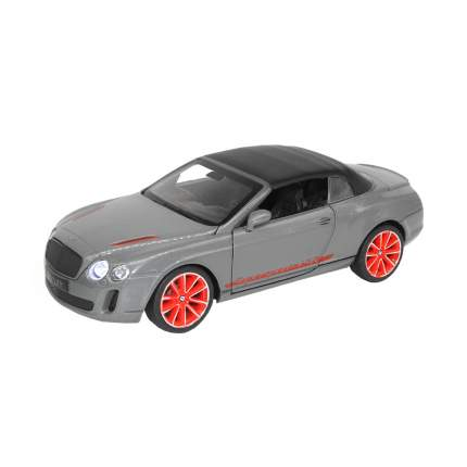 Машинка металлическая Автопанорама Bentley Continental Supersports ISR 1:24 JB1251021