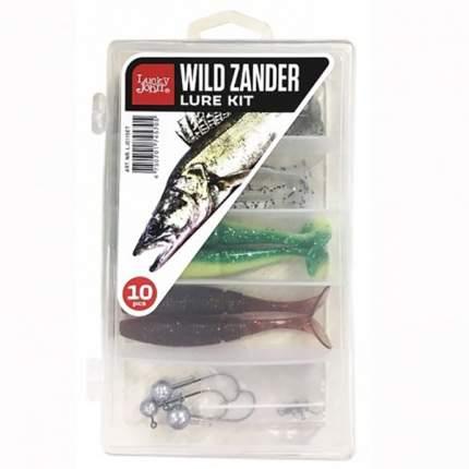 Комплект приманки и оснастки Lucky John Wild Zander Set (20 x 11,7 x 3 см, )