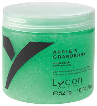 Скраб для тела Lycon Apple & Cranberry 520 г