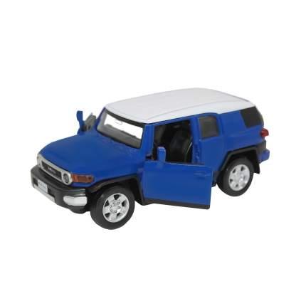 Машинка металлическая Автопанорама 1:32 Toyota FJ Cruiser, JB1251138