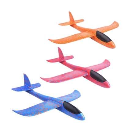 Самолет-планер ABtoys для игры на открытом воздухе 44х42х4 см