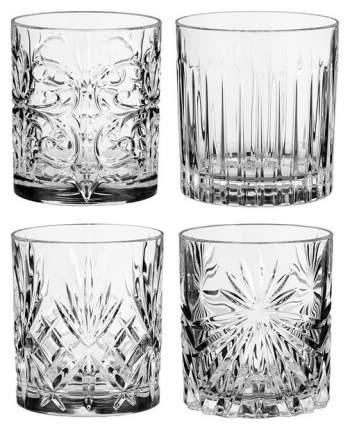 Набор стаканов RCR CRISTALLERIA ITALIANA mixology 360 мл 4шт