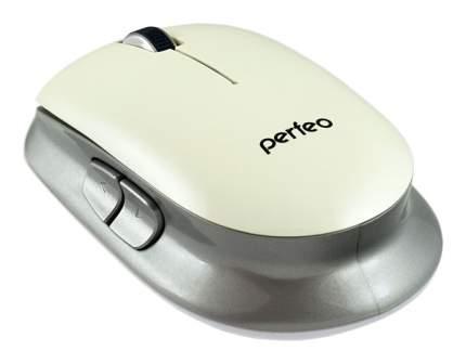 Беспроводная мышка Perfeo PF-355 White/Grey (PF-355-WOP-W)