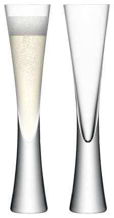 Набор бокалов LSA moya для шампанского 170 мл 2шт