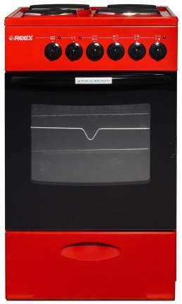 Электрическая плита Reex CTE-54 SRd Red