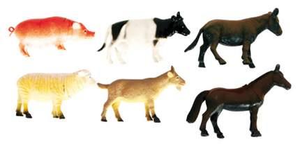 Набор фигурок Играем Вместе Домашние животные 10 см