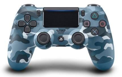 Геймпад для игровой приставки PS4 Sony Синий камуфляж
