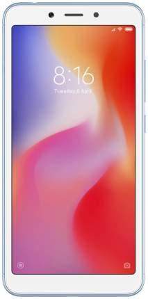Смартфон Xiaomi Redmi 6 64Gb Blue