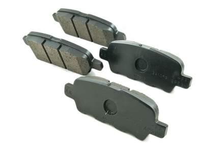 Комплект тормозных колодок NISSAN d1060bh40a