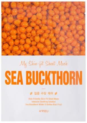 Маска для лица A'Pieu My Skin-Fit Sheet Mask Sea Buckthorn 25 г