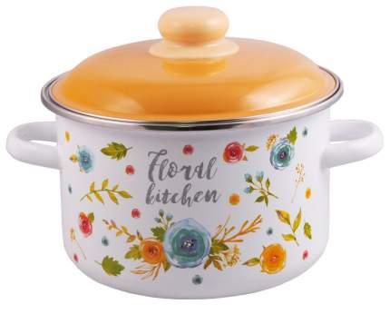 Кастрюля Appetite Floral kitchen 4л