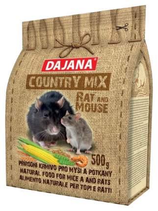 Корм для крыс, мышей Dajana COUNTRY 0.5 кг 1 шт