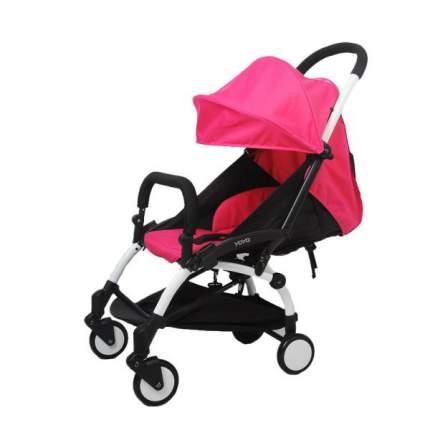 Прогулочная коляска Yoya 175 розовый