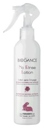 Лосьон для кошек BIOGANCE No Rinse Lotion для сухой очистки шерсти, 250 мл
