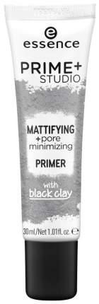 Основа для макияжа essence Prime+Studio Mattifying+Pore Minimizing Primer 30 мл