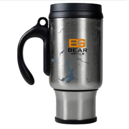 Туристическая кружка Gerber The Ultimate Mug серебристая 400 мл