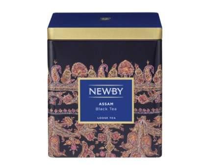 Чай черный Newby ассам 125 г