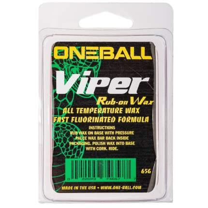 Парафин Oneball Viper Rub On для всех температур 65 г