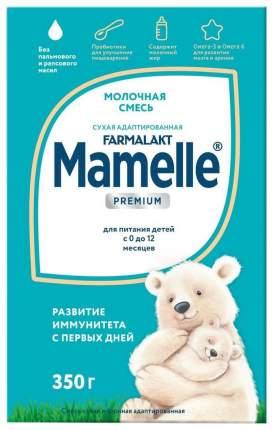 Смеcь молочная cухая mamelle premium 0-12 мес 350 г