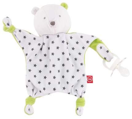 Держатель для пустышки Happy baby Медвежонок 11023