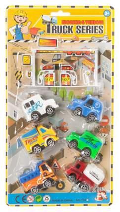 Парковки и гаражи GRATVEST Truck Автозаправочная станция 7386