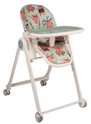 Стульчик для кормления Happy Baby BERNY Basic Green